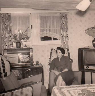 Radio und Fernseher