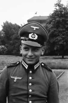 Soldat der Wehrmacht