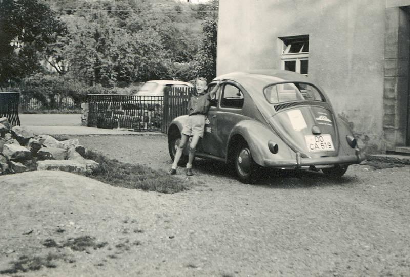auto, Dortmund, Firma Linde, FirmaLinde, käfer, KFZ, PKW, vw, VW Käfer