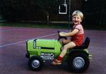 Mein Traktor und ich