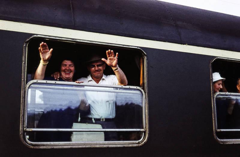 Abschied, bahn, Fenster, reise, Winken, zug, Zugfenster