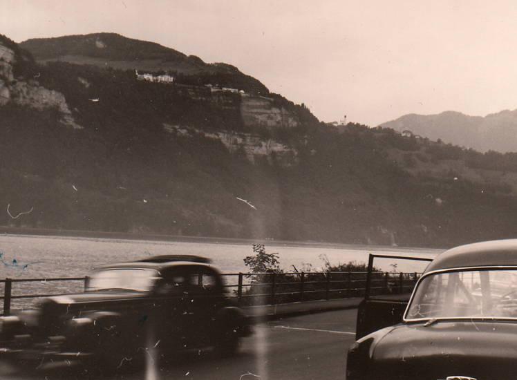 auto, KFZ, PKW, reise, Rhein
