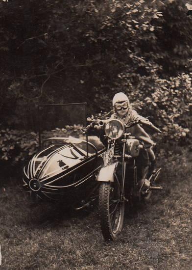 beiwagen, Helm, Kindheit, Motorrad, Schutzbrille