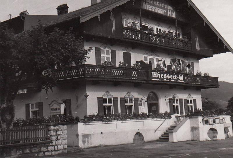 gastronomie, Hotel, restaurant, Wiesseer Hof