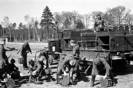 Munition der Wehrmacht