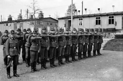 Soldatenformation