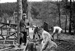 Reichsarbeitsdienst arbeitet