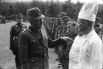Reichsarbeitsdienst mit Koch