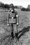 RAD-Mann mit Gasmaske