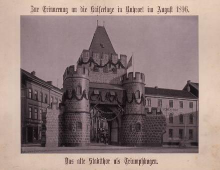 Kaisertage in Ruhrort