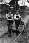 Männer mit Gitarre
