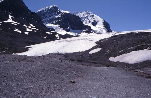 Columbia Icefields 1986
