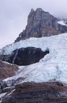 Columbia Icefields 1988