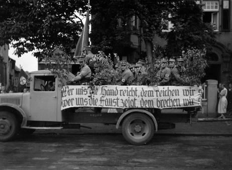 Paradewagen