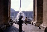 Brunnen am Petersdom