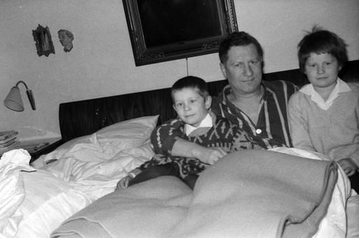 Gemeinsam im Bett