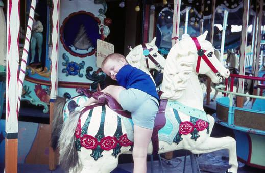 Aufs Pferd