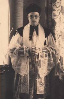 Geistlicher in Köln