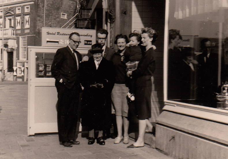 familie, Hotel, Ladenlokal, Luxemburg, restaurant