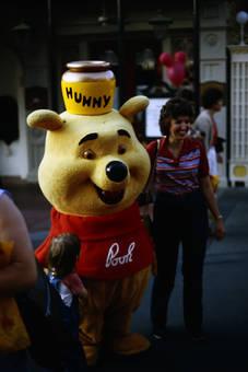 Winnie Puuh möchte Honig
