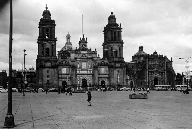 Barock, Christentum, Kathedrale, katholizismus, kirche, Religion, straße