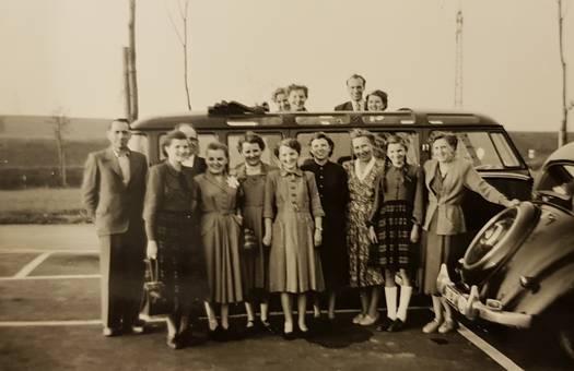 Betriebsausflug 1953