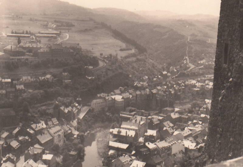 Ausblick, hunsrück, Idar-Oberstein, Rheinland-Pfalz