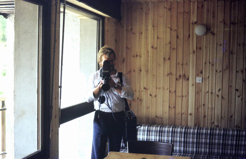 Filmkamera, Kamera, video