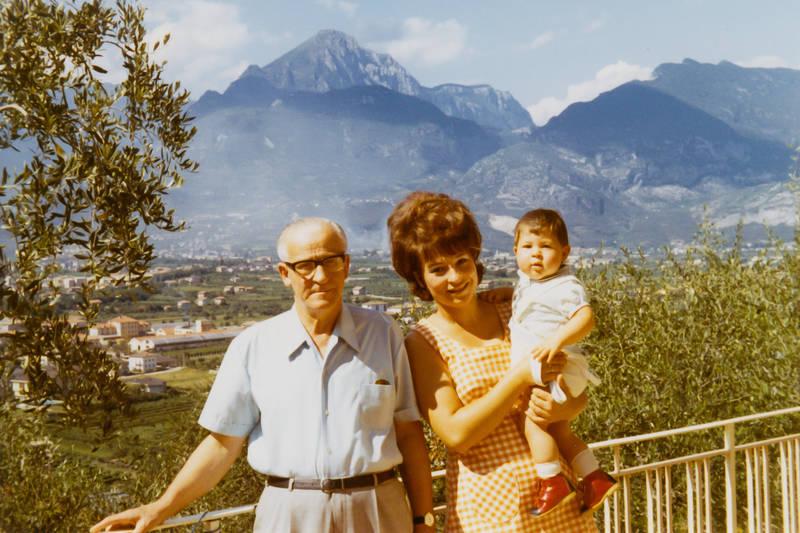 frisur, Gardasee, Italien, Kindheit, Riva, urlaub