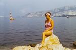 Im Strandbad von Torbole