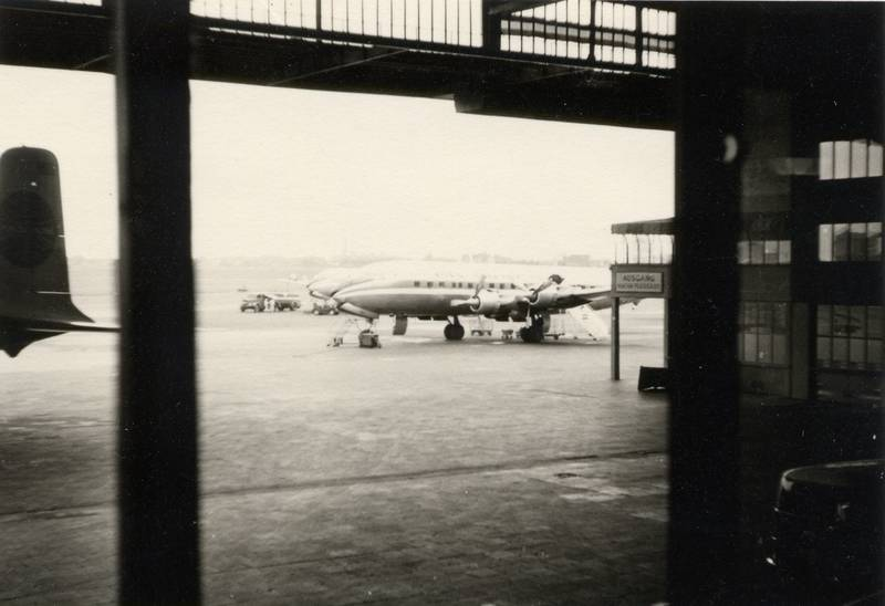 berlin, concorde, Flughafen, flugzeug, Flugzeuge, tempelhof
