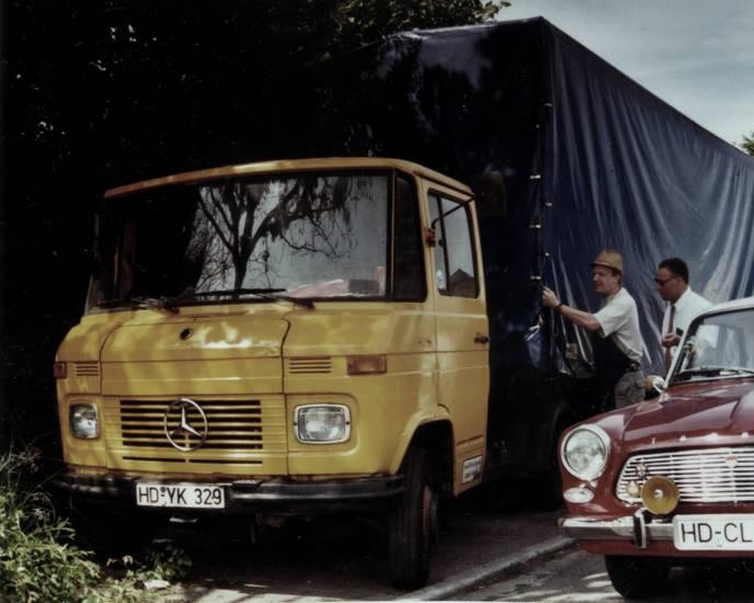 auto, Ford12M, KFZ, Lastwagen, LKW, mercedes, PKW, Sattelschlepper