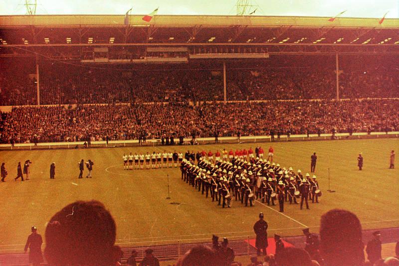 finale, fußball, london, wembley stadion