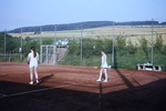 Tennistraining