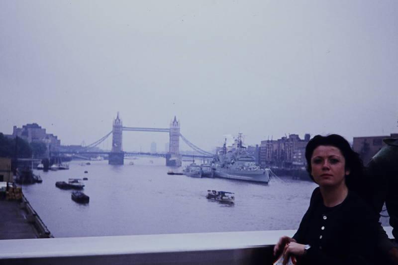 england, fluss, GRoßbritannien, london, schiff, Themse, Tower Bridge