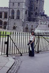 Tourist in Windsor