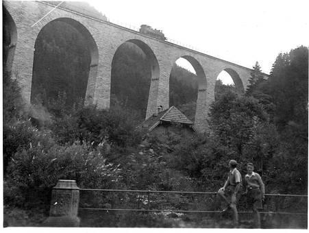 Viadukt Ravennaschlucht