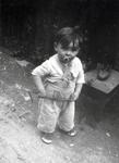 Kind mit Schnuller
