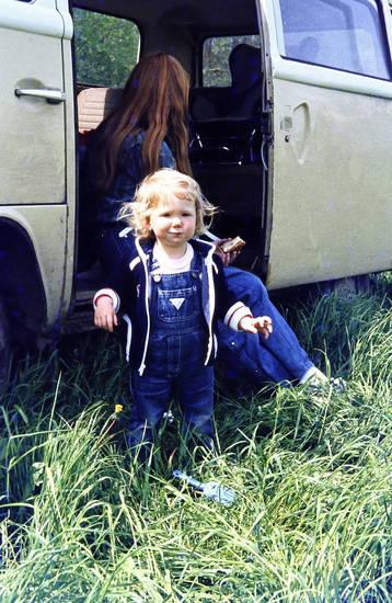 Bulli, bus, Kindheit, vw, VW T2b
