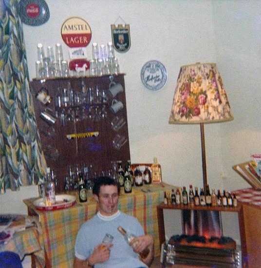 alkohol, Amstel Lager, Bier, Bierglas, Inneneinrichtung, Osnabrück, Schnaps, stehlampe