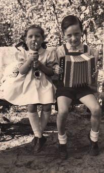 Musikanten-Geschwister