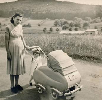 Der Kinderwagen