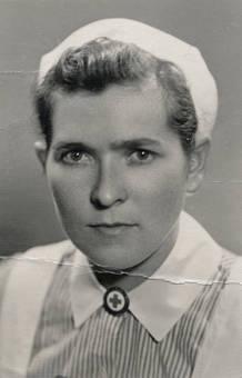 Porträt einer Krankenschwester