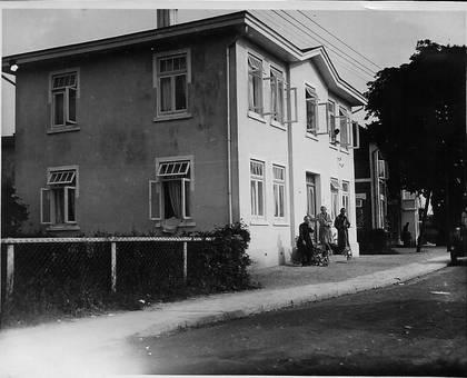 Grömitz Übernachtung 1929