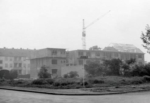 Neubau in Duisburg