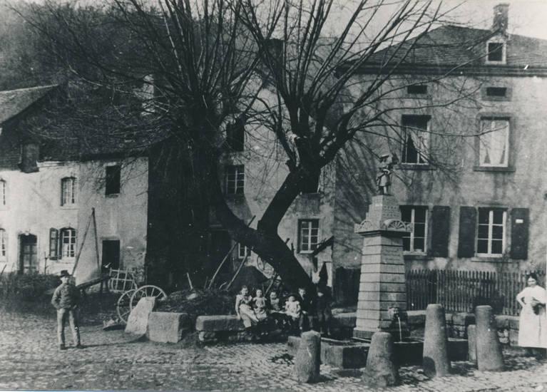 biewer, Brunnen, Kindheit, St. Jakobus Brunnen, Trier