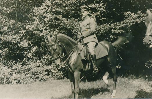 Soldat zu Pferd