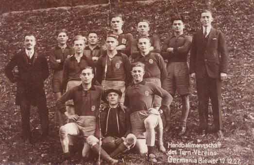 Handballmannschaft