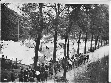 ND-Zeltlager Neuerburg Eifel