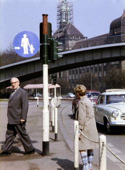 In Düsseldorf